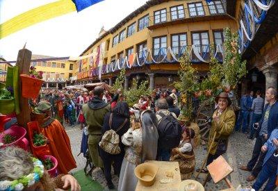 Mercado Medieval de Tordesillas