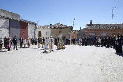 fiestas de bercero ._ procesion