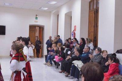 FIESTAS DE BERCERO. Grupo de danzas Juana I de Castilla