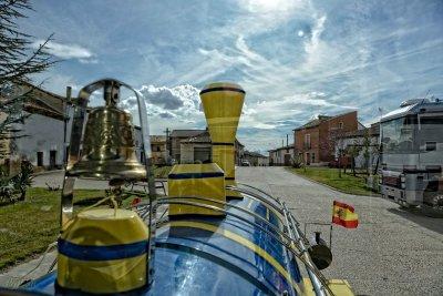 FIESTAS DE BERCERO. Tren y parque infantil