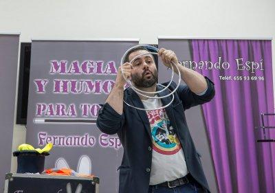 FIESTAS DE BERCERO.-Magia