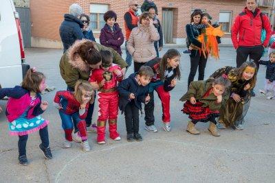 FIESTAS DE BERCERO.-Juegos Infantiles