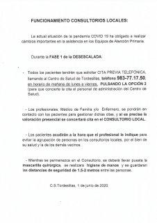 NORMAS CONSULTORIO MEDICO