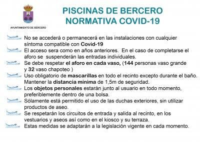 PISCINAS DE BERCERO